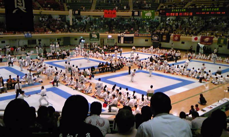 関東学生空手道大会