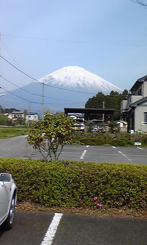 静岡遠征 イン御西高